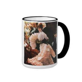 James Tissot The Political Lady Mug