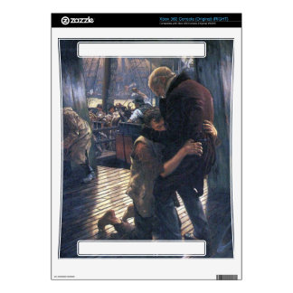 James Tissot - The Prodigal Son in Modern Life - T Xbox 360 Decals