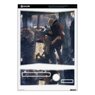 James Tissot - The Prodigal Son in Modern Life - T Skins For The Xbox 360 S