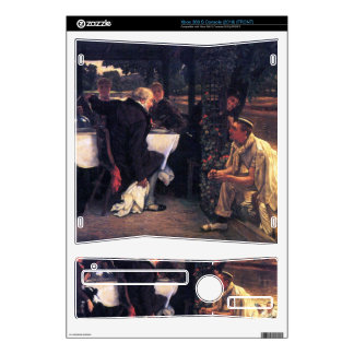 James Tissot - The Prodigal Son in Modern Life- Th Skin For The Xbox 360 S