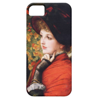 James Tissot Type of Beauty iPhone 5 Case