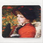 James Tissot Type of Beauty Mouse Pad