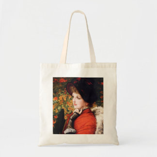 James Tissot Type of Beauty Tote Bag