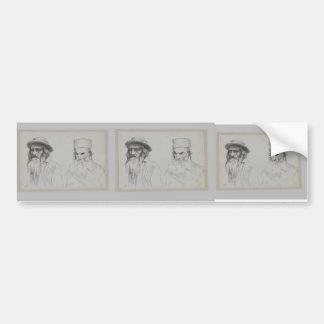 James Tissot- Type of Jew Car Bumper Sticker