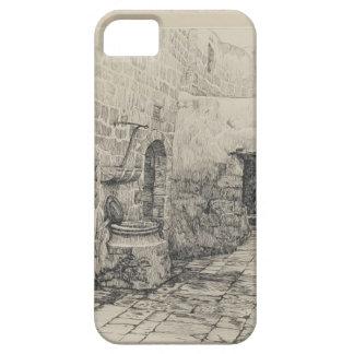 James Tissot- una cisterna vieja iPhone 5 Carcasa
