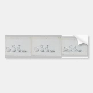 James Tissot- Vases of Judea Car Bumper Sticker