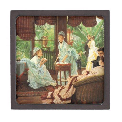 James Tissot Victorian Tea Party Gift Box Premium Gift Box