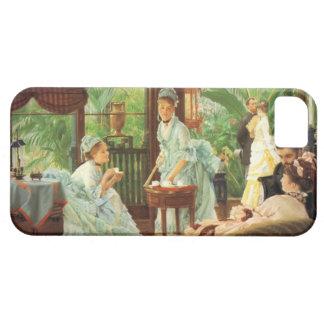 James Tissot Victorian Tea Party iPhone 5 Case
