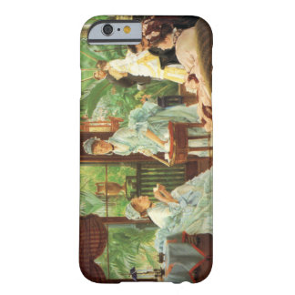 James Tissot Victorian Tea Party iPhone 6 case