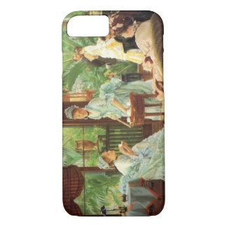 James Tissot Victorian Tea Party iPhone 7 case