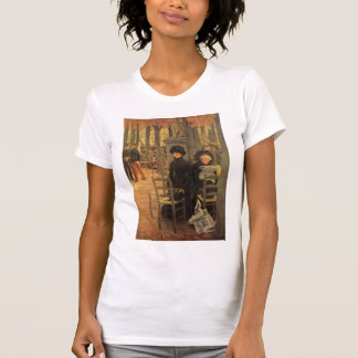 James Tissot- Without A Dowry,Luxembourg Gardens T-shirt