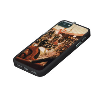 James Tissot- Women of Paris: The Circus Lover Case For iPhone 5/5S