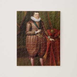 James VI de Escocia e I de Inglaterra (1566-1625), Rompecabezas