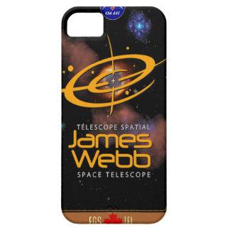 James Webb Space Telescope CSA Patch iPhone SE/5/5s Case