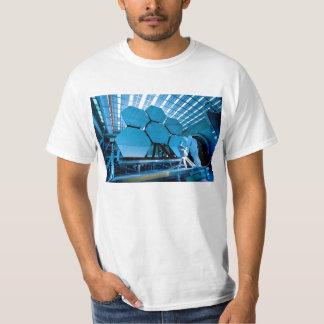 James Webb Space Telescope Mirror T-Shirt