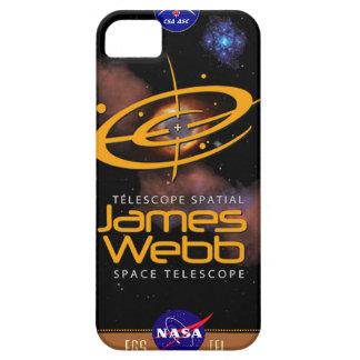 James Webb Space Telescope NASA Patch iPhone SE/5/5s Case