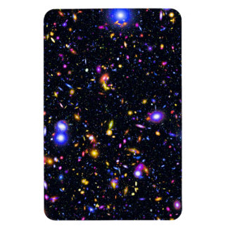 James Webb Space Telescope Pop Art Magnet