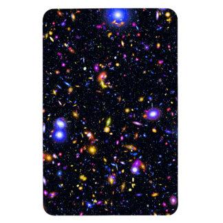 James Webb Space Telescope Simulation - Pop Art Magnet