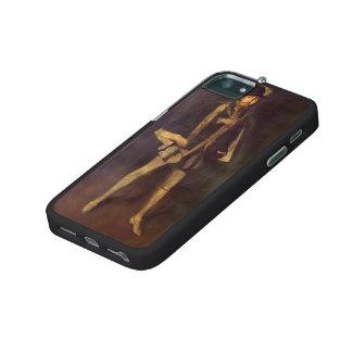 James Whistler- Arrangement in Black iPhone 5/5S Cover