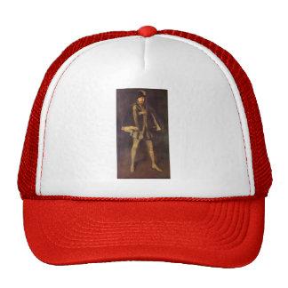 James Whistler- Arrangement in Black Trucker Hat