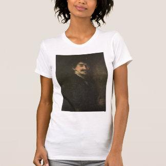 James Whistler- Gold and Brown (aka Self portrait) Shirt