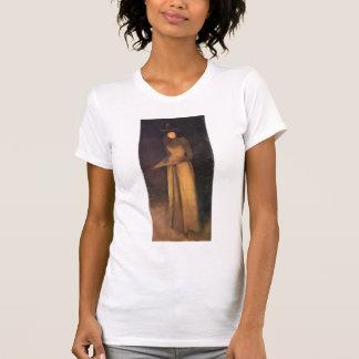 James Whistler- Harmony in Brown: The Felt Hat T-shirt
