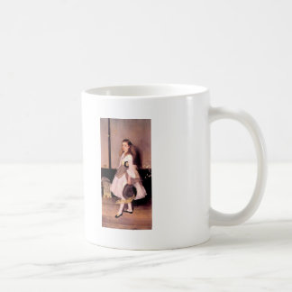 James Whistler- Miss Cicely Alexander Classic White Coffee Mug