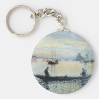 James Whistler: Note in Flesh Colour: The Guidecca Keychains