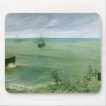 James Whistler- Symphony in Grey and Green, Ocean Mousepad