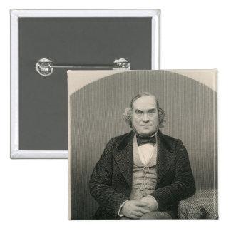 James Wilson Pinback Button