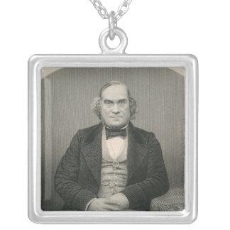 James Wilson Square Pendant Necklace