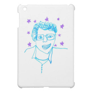 'James with Franco Glasses' Ipad Case