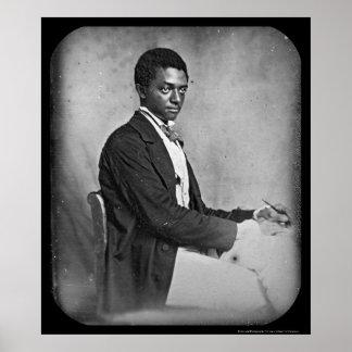 James Yates Daguerreotype 1857 Poster