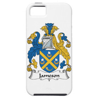 Jameson Family Crest iPhone 5 Cover