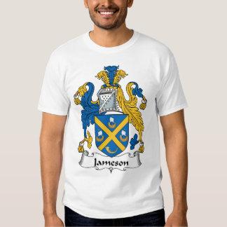 Jameson Family Crest T Shirt