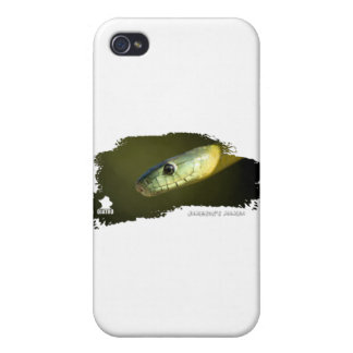 Jameson's Mamba 01 Cover For iPhone 4
