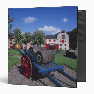 Jamesons Whisky Heritage Centre, Midleton, 3 Ring Binder