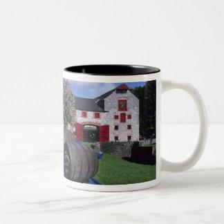 Jamesons Whisky Heritage Centre, Midleton, Two-Tone Coffee Mug