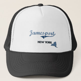 Jamesport New York City Classic Trucker Hat