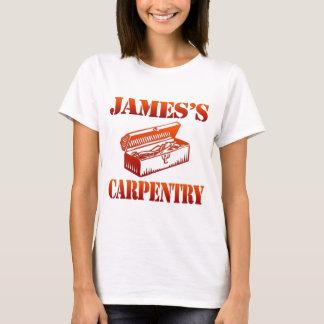 James's Carpentry T-Shirt