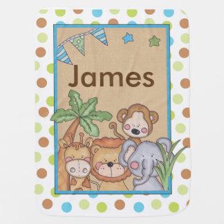 James's Jungle Blanket