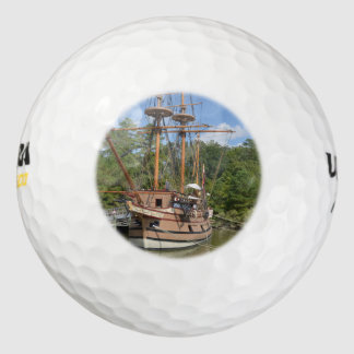 Jamestown Golf Balls