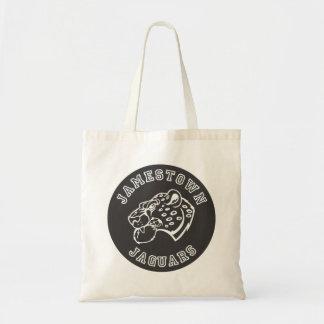 Jamestown Jaguars Tote Bag