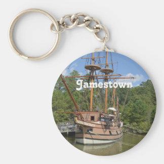 Jamestown Keychains