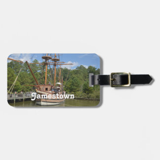 Jamestown Bag Tag