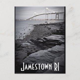 Jamestown RI postcard