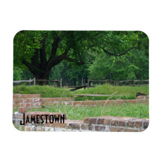 Jamestown Virginia Magnet