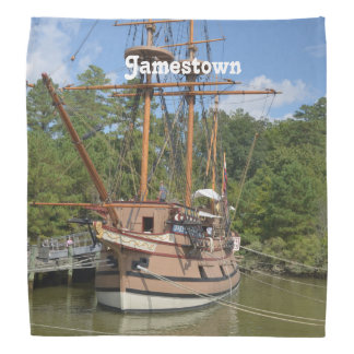 Jamestown Bandana