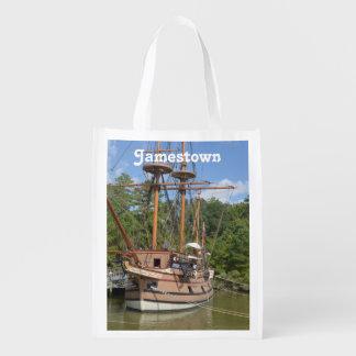 Jamestown Grocery Bag