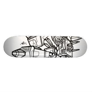Jamezon Mech Skateboard